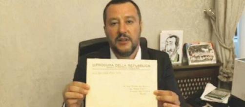 Matteo Salvini ha visto rinviare il voto sulla Open Arms.