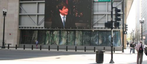 Pardoned Illinois governor Rod Blagojevich still faces legal troubles Photo by Jeramey Jannene via Flickr https://flic.kr/p/8nAxJm