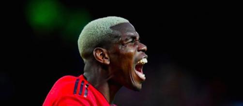 PSG : Le club pourrait signer avec Pogba. Credit : Instagram/paulpogba