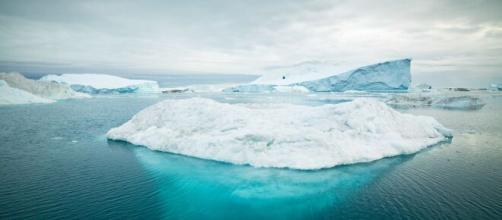 Scioglimento dei ghiacciai in Antartide