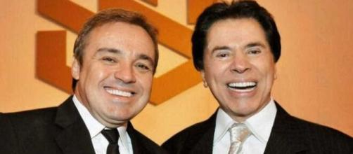 Silvio Santos e Gugu tiveram uma parceria de longa data no SBT - Foto: Arquivo Blasting News
