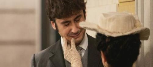 Una Vita anticipazioni Spagna: Liberto tradisce Rosina e si rifugia nell'alcolismo