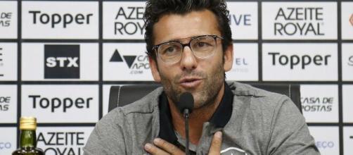 Valentim foi o primeiro técnico da Série A a ser demitido em 2020. (Reprodução/Vitor Silva /Botafogo)