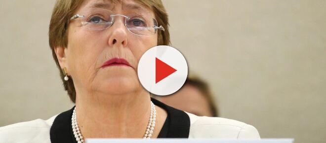 Bachelet denuncia retrocessos no Brasil