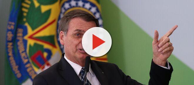 Bolsonaro divulga apoio de ex-palhaço Bozo após repercussão negativa de vídeo anti-Congresso