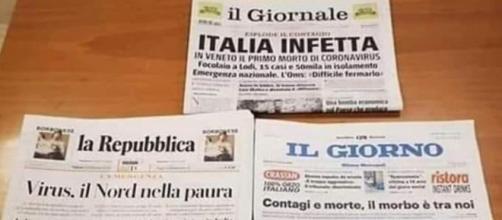 AIAV denucia 5 giornali italiani per aver procurato falso allarme sul coronavirus