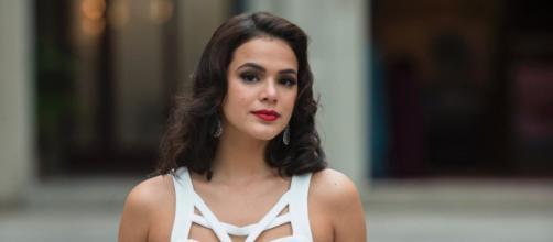 Bruna Marquezine vira alvo de haters após questionar informação sobre Bianca Andrade. ( Arquivo Blasting News )