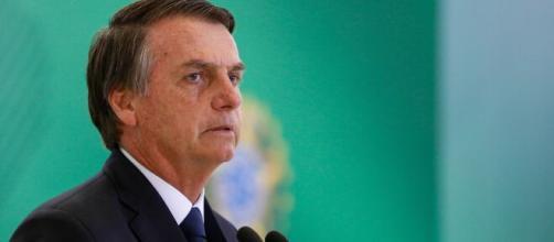 Em crítica à imprensa, Bolsonaro vai pedir para empresários não financiar jornais críticos ao governo. (Arquivo Blasting News)