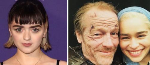 """Em """"Game Of Thrones"""", o Sor Jorah Mormont era o braço direito da 'mãe dos dragões'. (Montagem/Instagram)"""