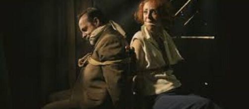 Il Segreto, trama puntata di domenica 01/03: Irene e Raimundo rapiti da Fernando