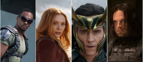 Prossimamente su Disney+: The Falcon and the Winter Soldier, WandaVision, Loki e Hawkeye