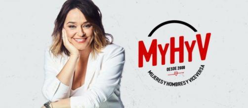 Toñi Moreno, en una imagen promocional de 'MYHYV'.