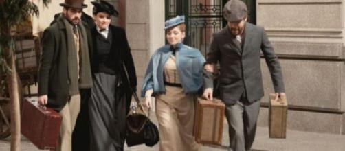Una Vita trame spagnole: Leonor, Iñigo, Flora e Tito vanno via, arrivano i Pasamar