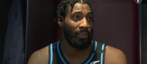 Andre Drummond is still potential trade chip going forward - image credit: NBA.com/Youtube