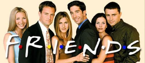 """Artistas de """"Friends"""" atualmente. (Reprodução/Warner Bros.)"""