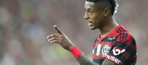 Bruno Henrique está fora da estreia na Libertadores (Arquivo Blasting News).