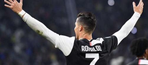 Cristiano Ronaldo avec la Juventus (Credit Image : Twitter Ronaldo)