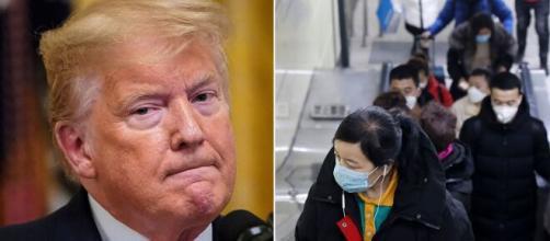 El Coronavirus comienza a impactar a Estados Unidos. - nypost.com