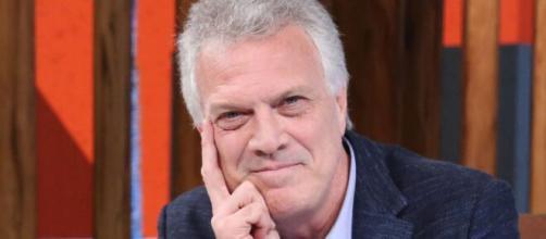 O apresentador Pedro Bial já se casou quatro vezes. (Reprodução/TV Globo)