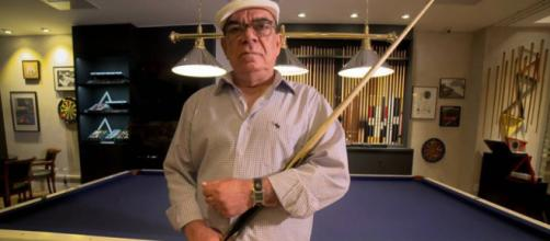 Rui Chapéu ficou conhecido como a lenda da sinuca no Brasil. (Arquivo Blasting News)
