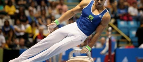 'BBB20': Após as denúncias de assédio repercutirem por todo o Brasil, a família do ginasta se pronunciou. (Arquivo Blasting News)