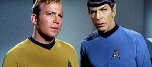 Elenco de 'Star Trek' anos depois. (Arquivo Blasting News)