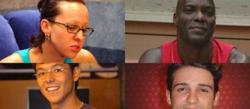 Ex-BBBs que trocaram a fama pelo anonimato. (Fotomontagem)