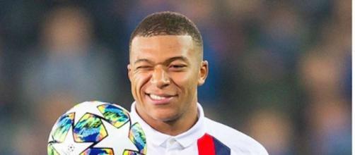 Le PSG va faire une réunion pour faire le point sur Mbappé. Credit: Instagram/k.mbappe