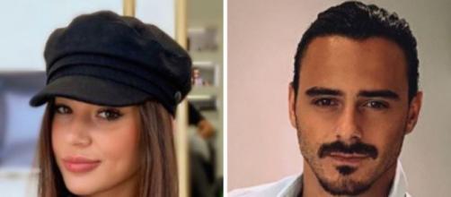 Les Marseillais : Alix et Benji se font la guerre sur les réseaux sociaux. Credit: Instagram/alix_dmx/benji_samat