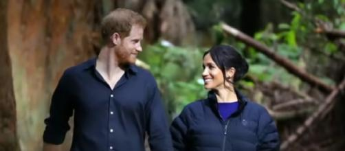 New details on life in Canada for Meghan Markle and Prince Harry. [Image source/ABC News YouTube video