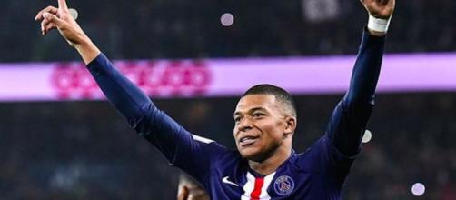 PSG : Mbappé n'a pas apprécié que Thomas Tuchel le sorte à la 69ème minute du match contre Montpellier. Instagram/PSG