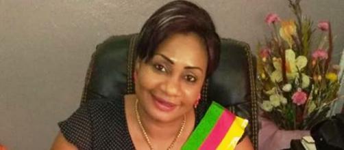 Simone Virginie Nga, candidate RDPC pour la Commune d'Arrondissement de Yaoundé 6 (c) Virginie Nga