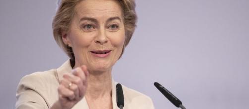 Ursula von der Leyen, presidente della Commissione europea