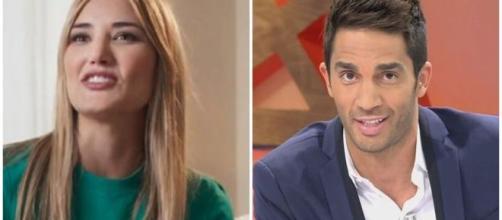Alba Carrillo habla de su relación con Santi Burgoa