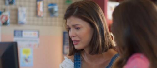 Kyra e Luna descobrem assassinato em 'Salve-se Quem Puder'. (Reprodução/TV Globo).