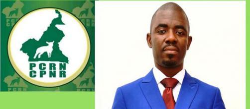 Le candidat du PCRN à la députation Ernest Yene dit 'Ernesto Yene' (c) Ernesto Yene