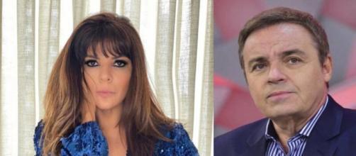 Mara Maravilha expõe sua opinião sobre o caso de Gugu Liberato: 'A gente tem que dosar as palavras'. (Arquivo Blasting News)