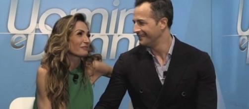 Romantica dedica di Riccardo a Ida: 'Sono con te in ogni istante.'