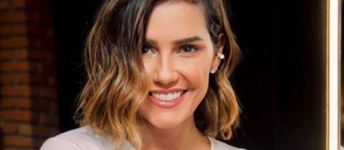 Sem citar nomes, a atriz refletiu sobre o comportamento dos homens no reality show. Reprodução/Instagram