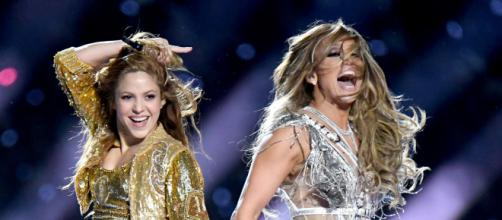 """Shakira y Jennifer López arrasan en la """"Super Bowl"""""""