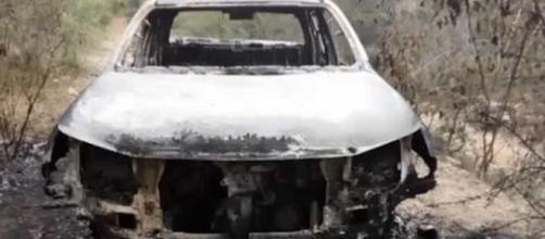 Veículo foi incendiado. (Arquivo Blasting News)