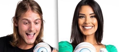 BBB: Entrada de Ivy e Daniel, da Casa de Vidro balançou o jogo e trouxe revelações. (Foto: Globo).