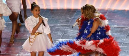 Emme | la figlia 11enne di Jennifer Lopez che ha duettato con la figlia