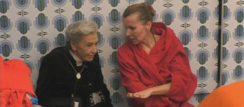 GF Vip, Barbara Alberti al vetriolo su Patrick: 'Il pubblico lo vota perché fa il clown'.