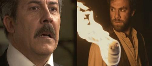 Il Segreto, spoiler Spagna: Garcia Morales muore, Fernando vuole incendiare il paese.