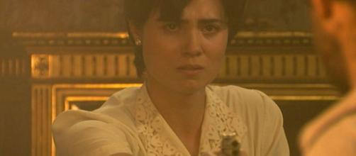 Il Segreto, trame Spagna: Fernando ucciso da Maria dopo aver confessato i suoi delitti.