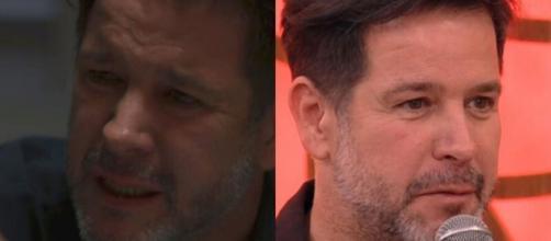 Murilo Benício fala sobre cena de morte no programa Encontro. (Reprodução/TV Globo)