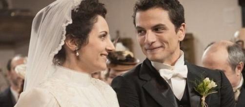 Una Vita, trame al 14 febbraio: Antoñito e Lolita si sposano