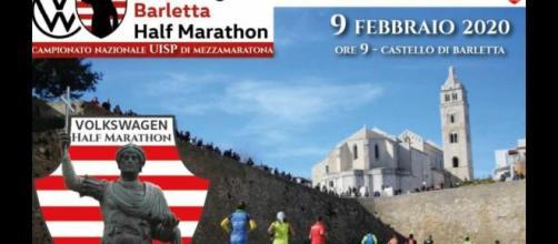 Atletica paralimpica, Mezza Maratona di Barletta.