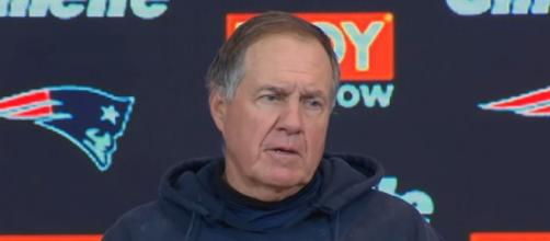 Bill Belichick will decide on Brady's fate (Image Credit: New England Patriots/YouTube)